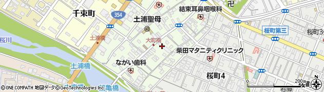 株式会社中村製作所 茨城営業所周辺の地図