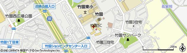 リンクヘアモード周辺の地図