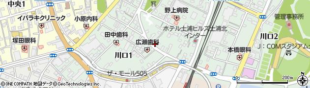 株式会社ビート周辺の地図