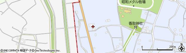 有限会社高橋ケース製作所周辺の地図