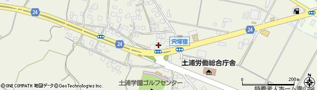 株式会社つくばマイカー周辺の地図
