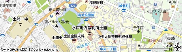 セバタテレビショップ周辺の地図