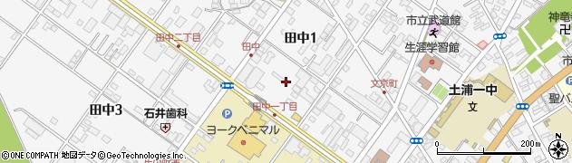 水郷つくば農業協同組合 本店・JAつちうらサービス周辺の地図