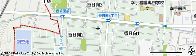 埼玉県幸手市香日向の天気|マピオン天気予報
