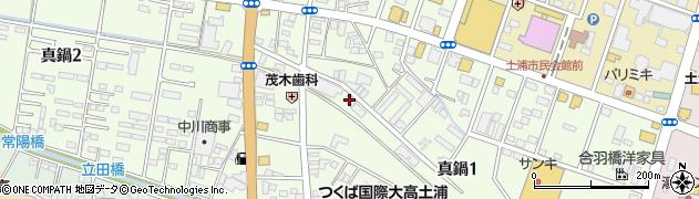 関東鉄道株式会社 開発部周辺の地図