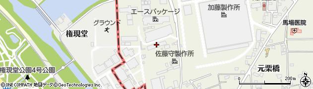 株式会社東洋工芸周辺の地図