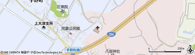 土浦市老人福祉センター 湖畔荘周辺の地図