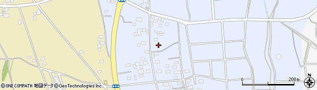 茨城県つくば市野畑周辺の地図
