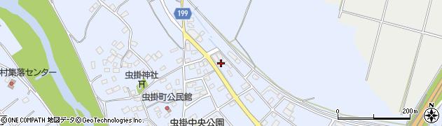 株式会社測機社茨城周辺の地図