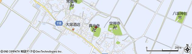 茨城県土浦市手野町周辺の地図