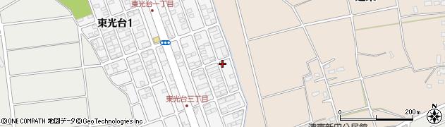 美容室赤いりぼん周辺の地図