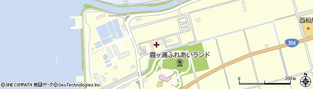 行方市役所 玉造浄化センター周辺の地図