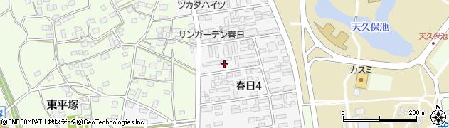 高千穂精機株式会社周辺の地図