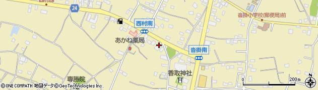 有限会社木村製畳周辺の地図