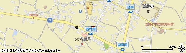 株式会社猪瀬電気商会周辺の地図