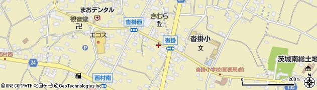 インテリア増田周辺の地図