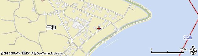 河野水産周辺の地図