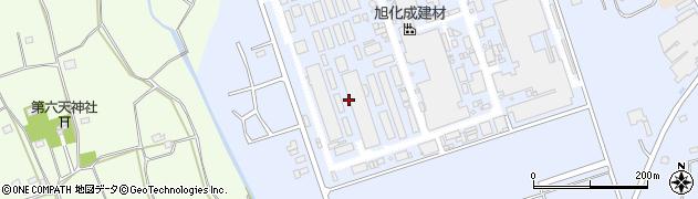 中和工業株式会社 旭化成事業所周辺の地図