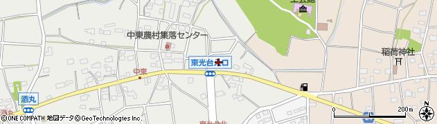 中野自動車鈑金塗装周辺の地図