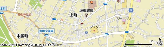 斉藤電機周辺の地図