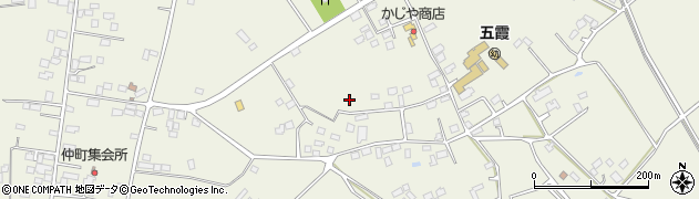 茨城県五霞町(猿島郡)元栗橋周辺の地図