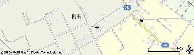 白鳥干芋生産組合周辺の地図