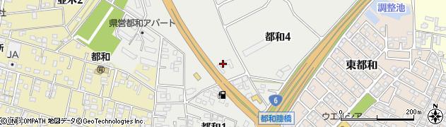 株式会社茨城日産フォークリフト 土浦営業所周辺の地図