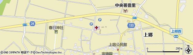 ニューオークラ上郷店周辺の地図
