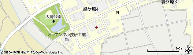 サプティー株式会社周辺の地図
