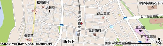 ナガセ製作所周辺の地図