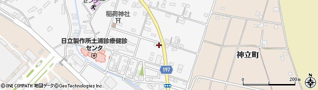 石塚力土地家屋調査士事務所周辺の地図