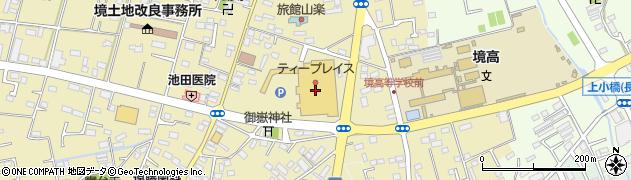 アオキ 境店周辺の地図