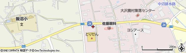 株式会社内田運輸周辺の地図