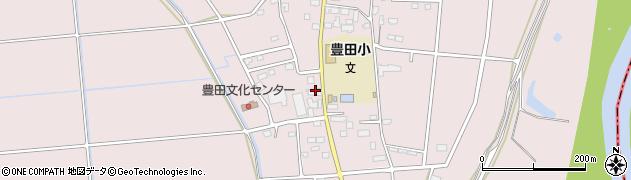 猪瀬工務店周辺の地図