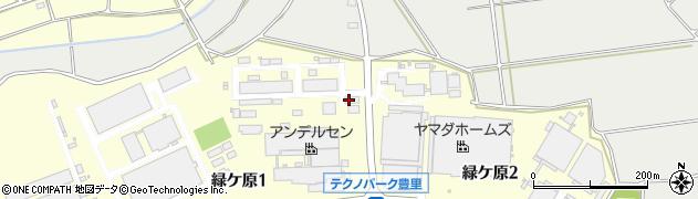 株式会社タイコー技建周辺の地図