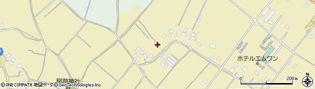 栗原工務店周辺の地図