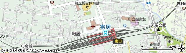 埼玉県寄居町(大里郡)周辺の地図