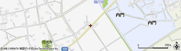 佐怒賀運輸有限会社 西泉田車庫周辺の地図