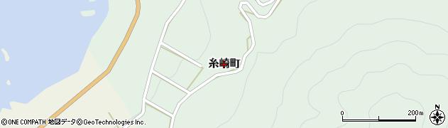 福井県福井市糸崎町周辺の地図