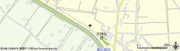 青木美容室周辺の地図