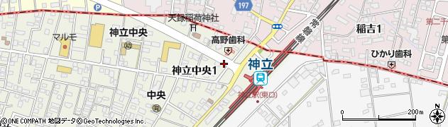 有限会社石川建設工業周辺の地図