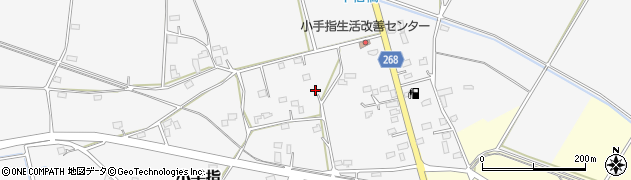 茨城県五霞町(猿島郡)小手指周辺の地図