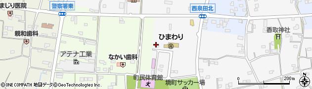 茨城県建設業協会境支部周辺の地図