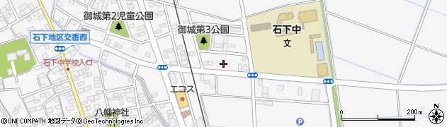 中島誠次土地家屋調査士事務所周辺の地図