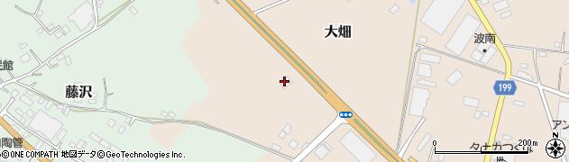 筑波小野田レミコン株式会社周辺の地図