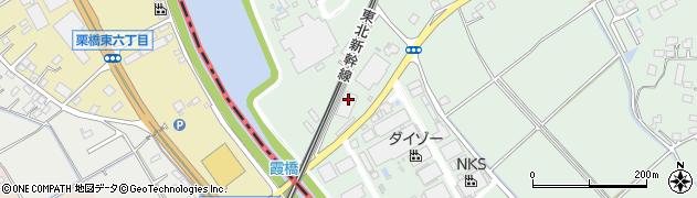 ニットウパック株式会社 茨城工場周辺の地図