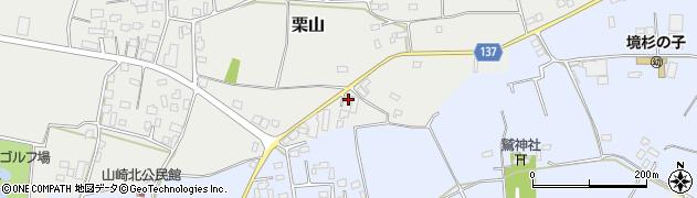 上野美容室周辺の地図