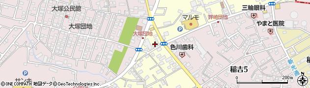 有限会社川又鉄工所周辺の地図