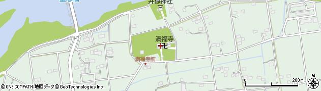 満福寺周辺の地図