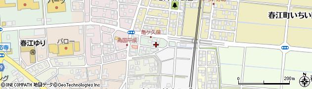 福井県坂井市春江町為国平成周辺の地図